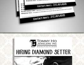 #18 for Easy HIRING Flyer - Picture Supplied af mjuliakbar