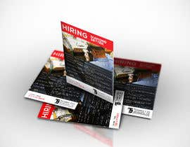 #11 for Easy HIRING Flyer - Picture Supplied af ibhet