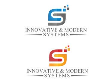 #242 for Design a Logo for Innovative & Modern Systems by rraja14