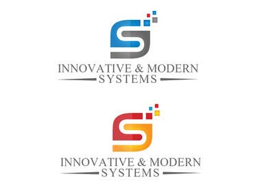 #336 for Design a Logo for Innovative & Modern Systems by rraja14