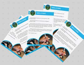 #24 for Design a Welcome Letter by riteshparmar79