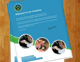 #32 for Design a Welcome Letter by wonderwinkweb