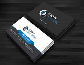 Nro 36 kilpailuun Business Card - Clean Solutions käyttäjältä taniim