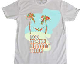 "#6 untuk Design a T-Shirt for ""Do More Hammy Time"" oleh VascoIMedia"