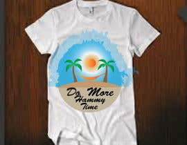 "#30 untuk Design a T-Shirt for ""Do More Hammy Time"" oleh Mubeen786"