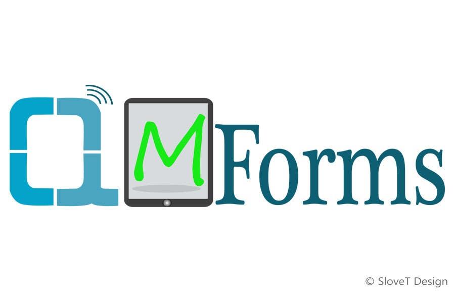 Contest Entry #                                        42                                      for                                         Logo Design for QMForms