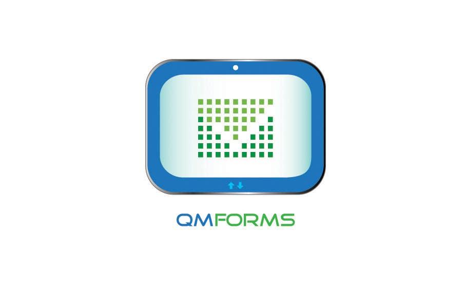 Natečajni vnos #                                        16                                      za                                         Logo Design for QMForms