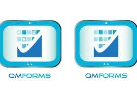 Eleanor님에 의한 Logo Design for QMForms을(를) 위한 #19