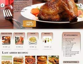 samitalways4u tarafından wordpress cooking Website using plugin için no 2