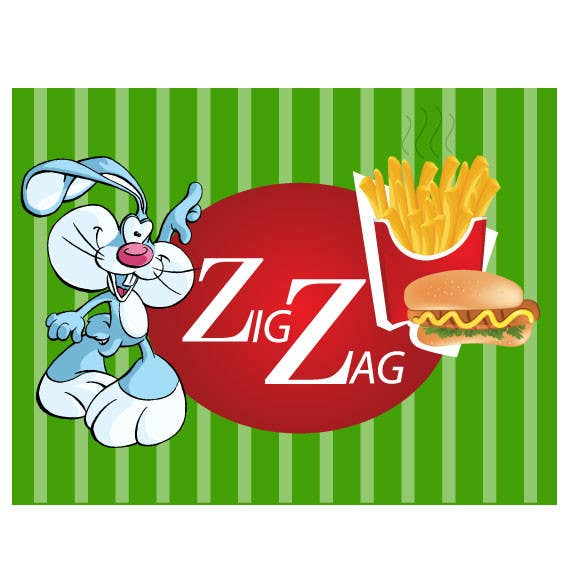 #47 for Design a Company Logo for Fast Food Stall by mazkdes
