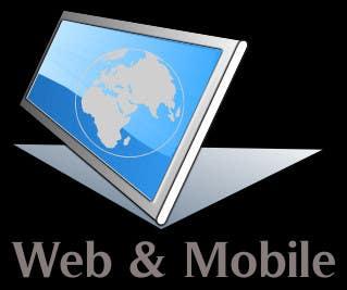 Kilpailutyö #37 kilpailussa Design a Logo for : Web & Mobile