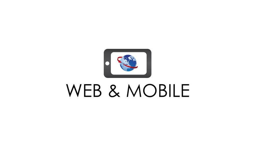 Kilpailutyö #66 kilpailussa Design a Logo for : Web & Mobile