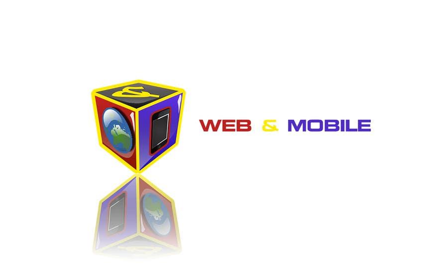 Kilpailutyö #108 kilpailussa Design a Logo for : Web & Mobile