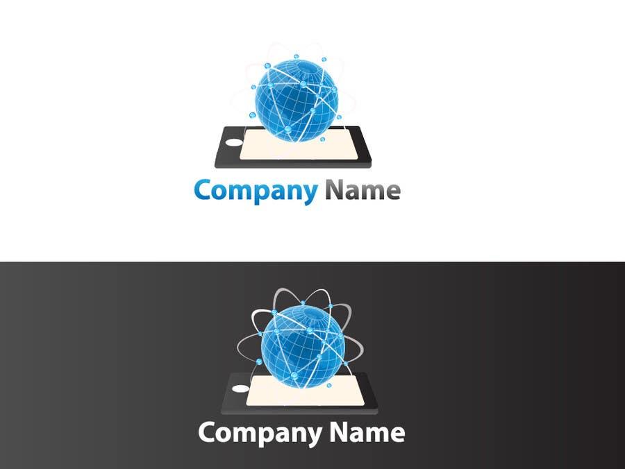 Kilpailutyö #48 kilpailussa Design a Logo for : Web & Mobile