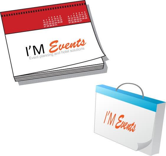 Konkurrenceindlæg #44 for Design a Logo for  I'M EVENTS