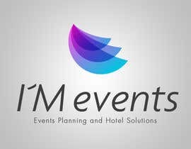 #39 para Design a Logo for  I'M EVENTS por juanluis21