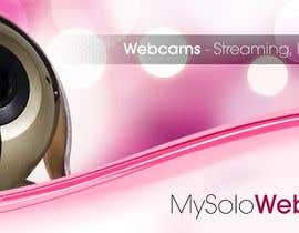 #2 para Design a Banner for streaming cam site and admin site por GrannyLeone