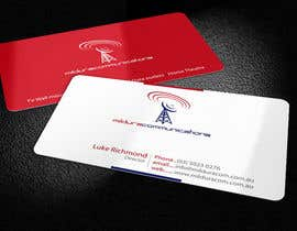 #13 untuk Business Card Design for Mildura Communications oleh imaginativeGFX