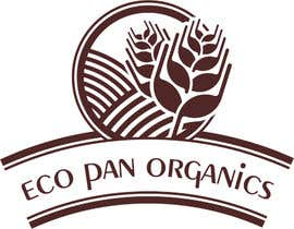 #17 for Diseñar un logotipo for eco pan organics af pablopoeta