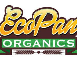 #47 for Diseñar un logotipo for eco pan organics af josechelo
