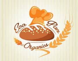 #52 for Diseñar un logotipo for eco pan organics af slaiman1