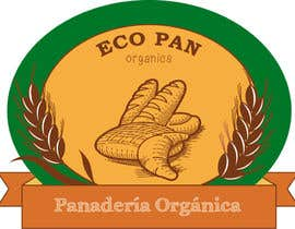 #55 for Diseñar un logotipo for eco pan organics by irenetls