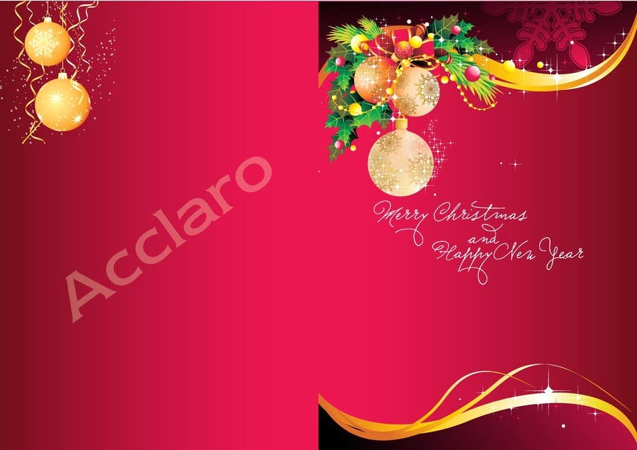 Proposition n°77 du concours Christmas card