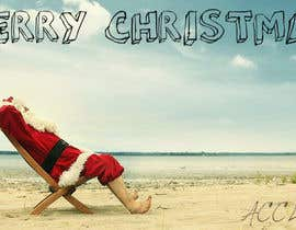 nº 23 pour Christmas card par hollyandro