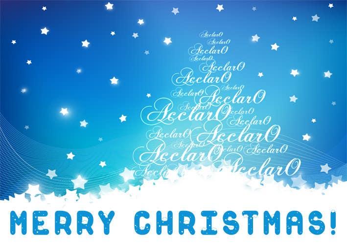 Proposition n°99 du concours Christmas card