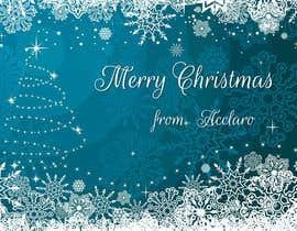 nº 120 pour Christmas card par erikaslt