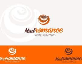 #202 para Design a Logo for Mad Romance Baking Company por advway