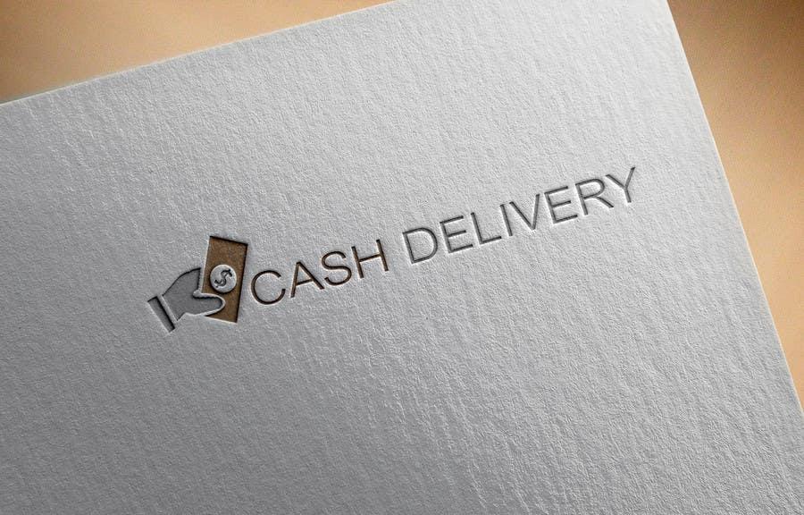 Kilpailutyö #55 kilpailussa Design a Logo for Cash Deliver Business