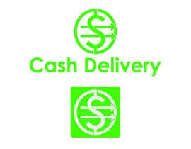 Nro 53 kilpailuun Design a Logo for Cash Deliver Business käyttäjältä FathiAriardi