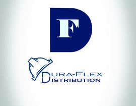 AtwaArt tarafından Design a Logo - COMPANY NAME IS DURA-FLEX Distribution için no 38