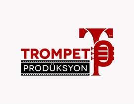 Nro 14 kilpailuun Trompet Prodüksiyon İçin Bir Logo Tasarla käyttäjältä adryaa