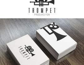 Nro 10 kilpailuun Trompet Prodüksiyon İçin Bir Logo Tasarla käyttäjältä ocbdesign