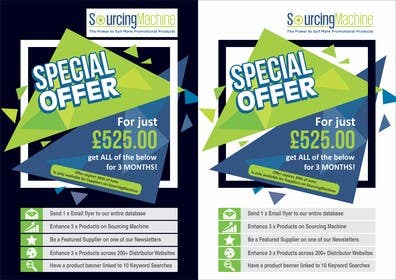 Supplier June Offer - Email Flyer to create | Freelancer