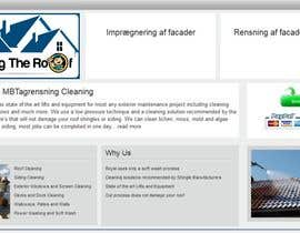 #8 cho Make banner for roofcleaning service. Will open for more related jobs as well bởi uniqmanage