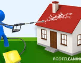 #18 cho Make banner for roofcleaning service. Will open for more related jobs as well bởi mydZnecoz