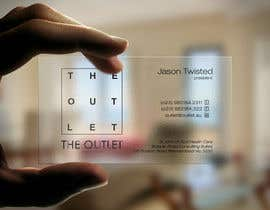 #52 for Business Card Design for The Outlet Fashion Company af F5DesignStudio