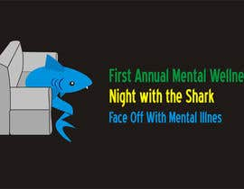 #24 for Design a Logo for Mental Wellness Night with the Sharks! by Isbie