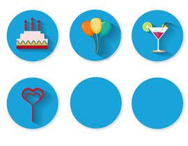 #6 for Design some Icons by luutrongtin89