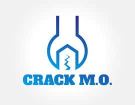 #88 para Design a Logo for a crack & foundation repair business por ser87