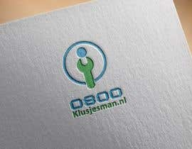 Nro 46 kilpailuun New logo for 0800klusjesman.nl käyttäjältä captjake