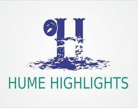 nº 17 pour Design a logo for Hume Highlights par TATHAE