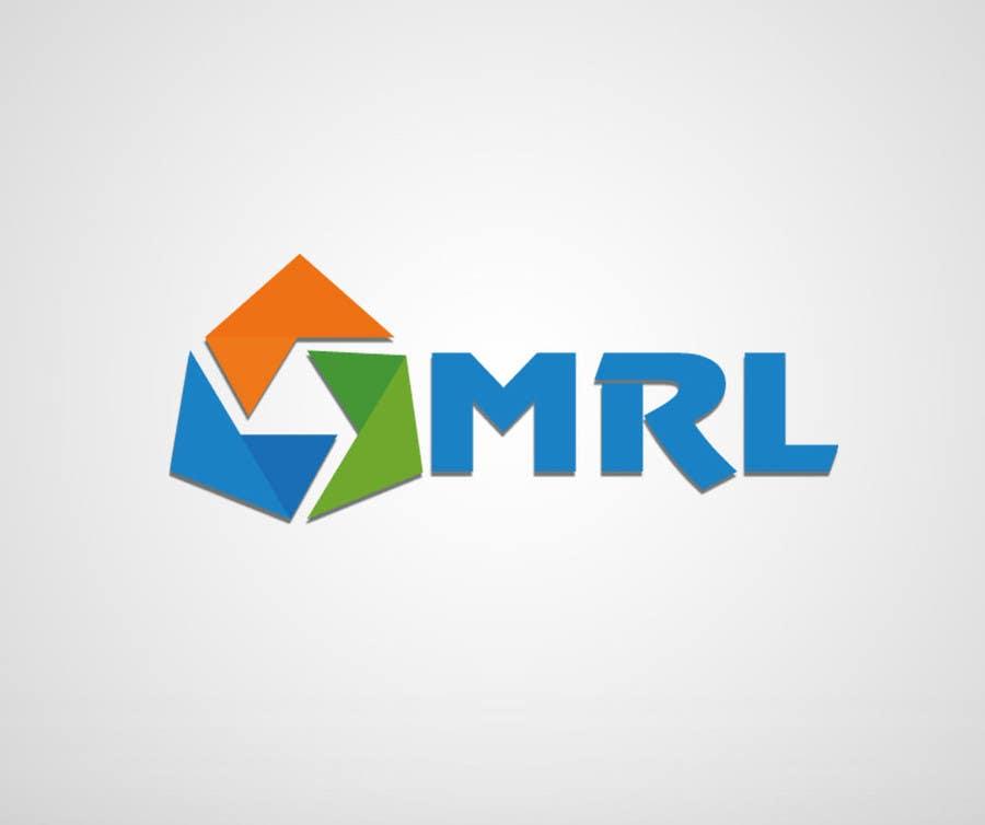 Konkurrenceindlæg #17 for Design a Logo for MRL
