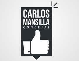 Nro 5 kilpailuun Logotipo para campaña electoral politica käyttäjältä jossmauri