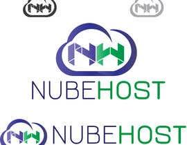Nro 101 kilpailuun Logo redesign for Hosting Company käyttäjältä hammadraja