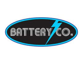 #85 para Design a Logo for Battery retail outlet por antaresart26