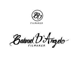 #15 for Hand lettering Filmmaker Logo Design by andreakmunoz